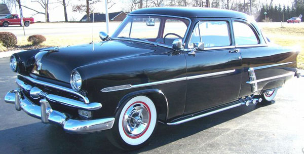 1953 ford customline 2 door sedan for 1953 ford 4 door sedan