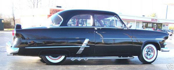 1953 ford customline 2 door sedan for 1953 ford customline 4 door