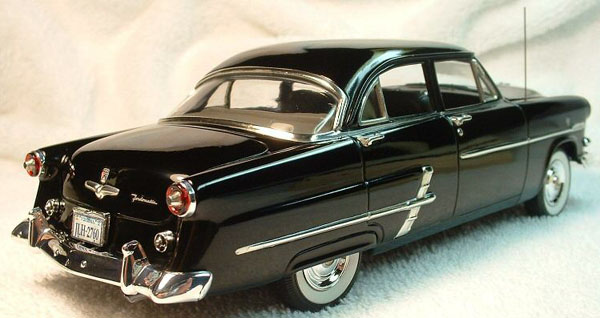 1953 Ford Mainline 4 Door Sedan