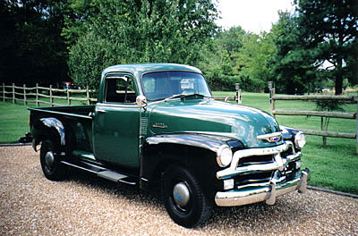 1954 Chevrolet Pick Up Truck Conversion Kit